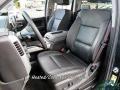 2017 Graphite Metallic Chevrolet Silverado 1500 LTZ Double Cab 4x4  photo #11