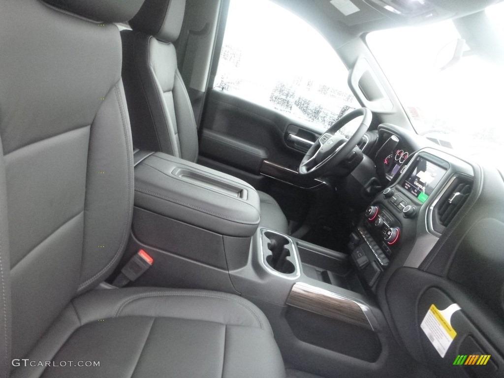 2019 Silverado 1500 LT Z71 Trail Boss Crew Cab 4WD - Red Hot / Jet Black photo #9