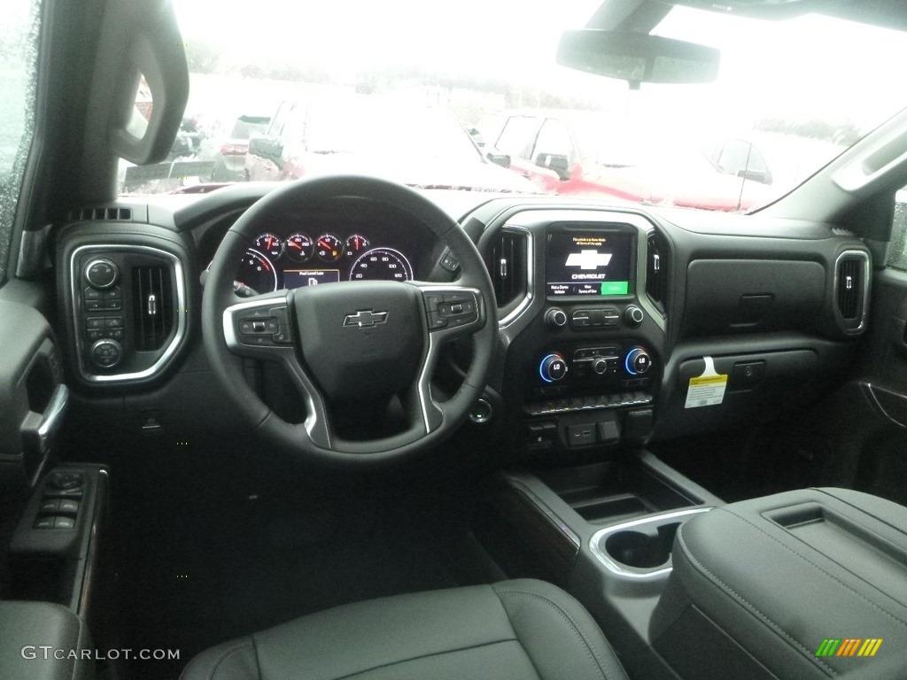 2019 Silverado 1500 LT Z71 Trail Boss Crew Cab 4WD - Red Hot / Jet Black photo #13