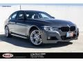 Mineral Grey Metallic 2018 BMW 3 Series 340i Sedan