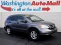 2010 Polished Metal Metallic Honda CR-V EX AWD #129925532