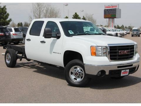 2008 gmc sierra 2500hd crew cab 4x4 chassis data info and specs. Black Bedroom Furniture Sets. Home Design Ideas