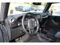 2016 Billet Silver Metallic Jeep Wrangler Unlimited Willys Wheeler 4x4  photo #10