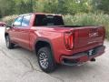 Red Quartz Tintcoat - Sierra 1500 AT4 Crew Cab 4WD Photo No. 4