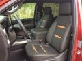 2019 Sierra 1500 AT4 Crew Cab 4WD Jet Black Interior