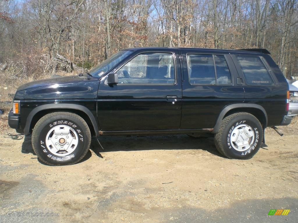 1992 super black nissan pathfinder se 4x4 12956425 photo 4 1992 pathfinder se 4x4 super black black photo 4 vanachro Image collections