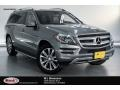 Palladium Silver Metallic 2016 Mercedes-Benz GL 350 BlueTEC 4Matic