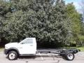Bright White 2018 Ram 5500 Tradesman Regular Cab Chassis