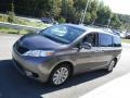 2014 Predawn Gray Mica Toyota Sienna LE AWD  photo #6
