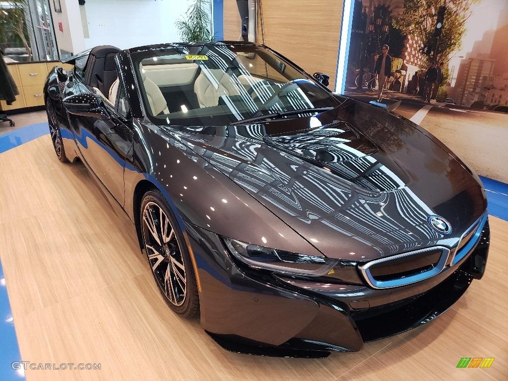 2019 Sophisto Grey Metallic Bmw I8 Roadster 129995397 Gtcarlot Com Car Color Galleries