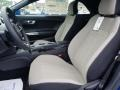 2018 Ford Mustang Ceramic Interior Front Seat Photo