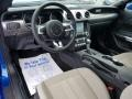 2018 Ford Mustang Ceramic Interior Interior Photo