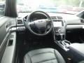 Medium Black Front Seat Photo for 2019 Ford Explorer #130022245