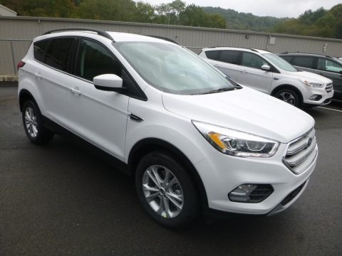 2019 Ford Escape SEL 4WD Data, Info and Specs