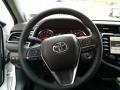 Black Steering Wheel Photo for 2019 Toyota Camry #130026862