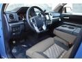 2019 Cavalry Blue Toyota Tundra TRD Off Road Double Cab 4x4  photo #5