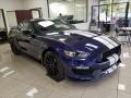 2018 Kona Blue Ford Mustang Shelby GT350  photo #7