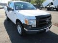 Oxford White - F150 XL Regular Cab Photo No. 7
