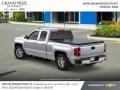 Silver Ice Metallic - Silverado 1500 LT Double Cab 4WD Photo No. 3