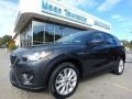 Meteor Gray Mica 2014 Mazda CX-5 Grand Touring AWD