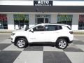 White 2018 Jeep Compass Latitude 4x4