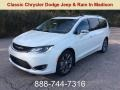 Bright White 2019 Chrysler Pacifica Limited
