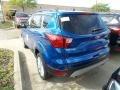 2019 Lightning Blue Ford Escape SEL  photo #3