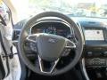 2019 Edge SEL AWD Steering Wheel