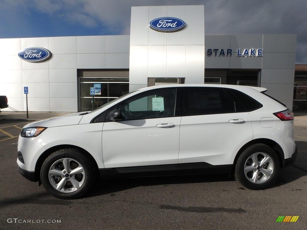 oxford white ford edge
