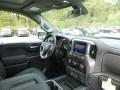 Jet Black Dashboard Photo for 2019 Chevrolet Silverado 1500 #130075716