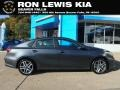 Gravity Grey 2019 Kia Forte S