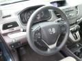2014 Mountain Air Metallic Honda CR-V EX AWD  photo #14