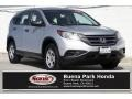 2012 Alabaster Silver Metallic Honda CR-V LX  photo #1