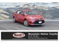 Barcelona Red Metallic 2019 Toyota Corolla Gallery