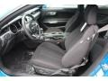 Ebony Interior Photo for 2019 Ford Mustang #130108529