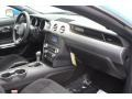Ebony Dashboard Photo for 2019 Ford Mustang #130108742
