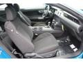 Ebony Front Seat Photo for 2019 Ford Mustang #130108763