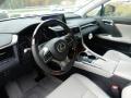 Stratus Gray 2019 Lexus RX Interiors
