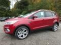 2019 Ruby Red Ford Escape Titanium 4WD  photo #7