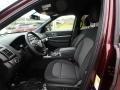 Medium Black Interior Photo for 2019 Ford Explorer #130135004