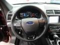Medium Black Steering Wheel Photo for 2019 Ford Explorer #130135124