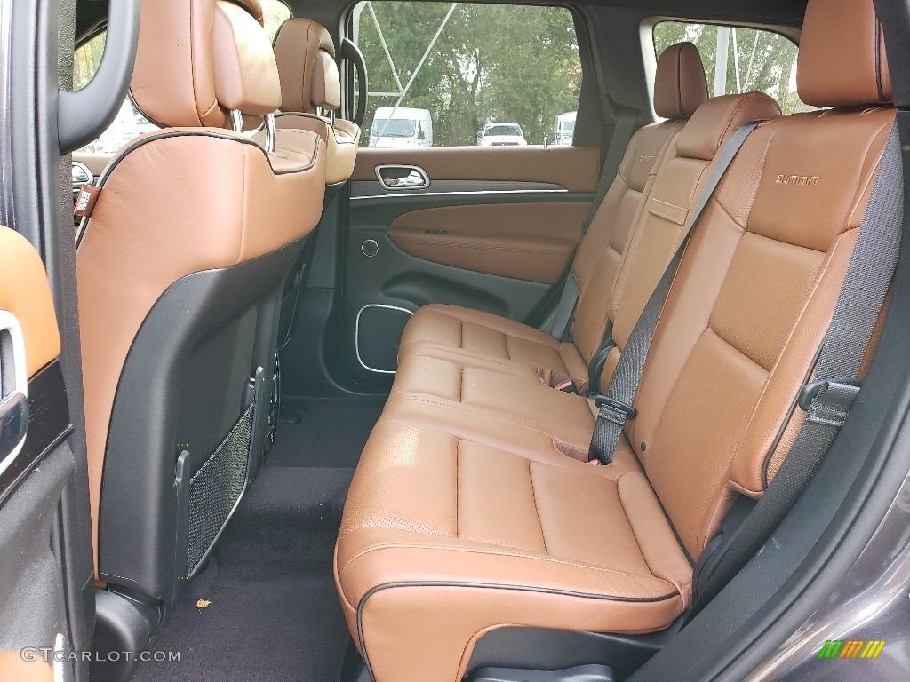 4×4 Interior Jeep Grand Cherokee 2019 Interior