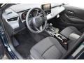 2019 Corolla Hatchback SE Black Interior