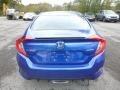 Agean Blue Metallic - Civic Sport Sedan Photo No. 4