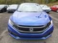 Agean Blue Metallic - Civic Sport Sedan Photo No. 7