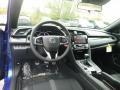 2019 Civic Sport Sedan Black Interior