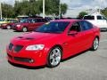 Liquid Red 2008 Pontiac G8 GT
