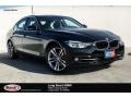 Jet Black 2018 BMW 3 Series 340i Sedan