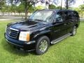 Sable Black - Escalade ESV AWD Photo No. 1
