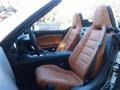 Front Seat of 2019 124 Spider Lusso Roadster